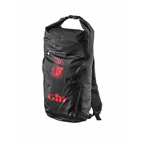 ギル ウォータープルーフ バックパック Waterproof Back Pack ジェットブラック L073 ONESIZE