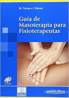 Torres:gu'a Masoterapia Para Fisioterap. por M. Torres epub