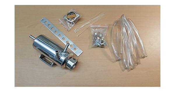 0,5 L depósito de cabezal de pulido con Kit de montaje: Amazon.es: Coche y moto