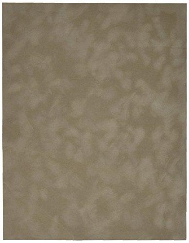 Sew Easy Industries 12-Sheet Velvet Paper, 8.5 by 11-Inch, Mushroom by Sew Easy Industries