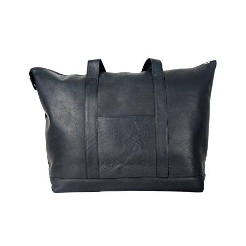 Handbag Philips Andrew (Andrew Philips Vaqueta Napa Women's Large Casual Tote in Black)