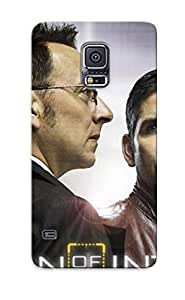 VtGshli2274RKIjZ Tpu Phone Case With Fashionable Look For Galaxy S5 - Person Of Interest Case For Christmas Day's Gift