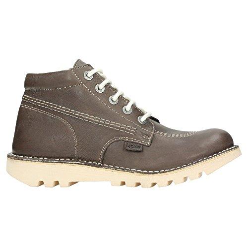 Kickers Mens Boots Brown (Marron Fonce 92) oXQGIL9Cim