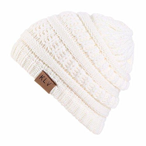 2086e71f93de Elaco Beanie Skull Slouchy Caps