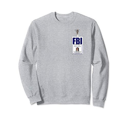 Badge Sweatshirt - The X-Files Scully Badge Sweatshirt