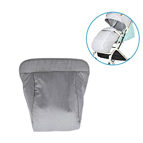 Ladeyi Stroller Accessories pushcart Thickened Foot Cover Baby Foot Cover Baby Stroller Wind-Proof Foot Cover Mother and Baby Products by Ladeyi (Image #3)
