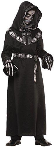 Skull Master Child Costume - Medium
