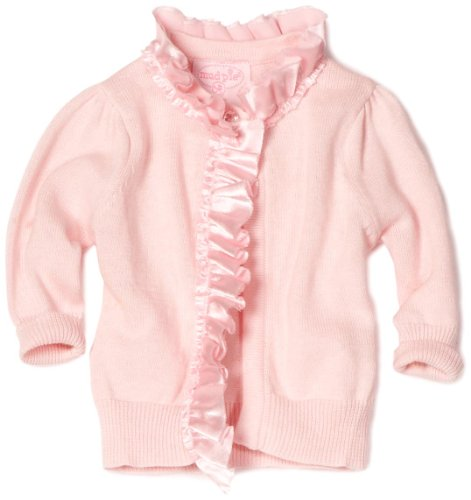Mud Pie Baby-girls Newborn Winged Cardigan