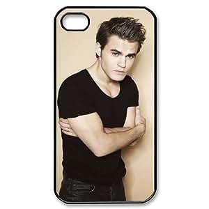 JJZU(R) Design Custom Phone Case with Paul Wesley for Iphone 4,4S - JJZU944813
