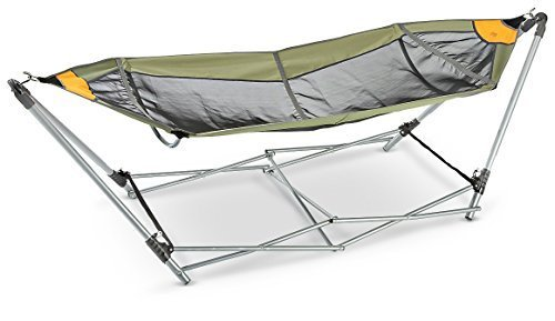 Price comparison product image Guide Gear Portable Folding Hammock