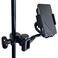 AccessoryBasics Music Mic Microphone Stand Smartphone...