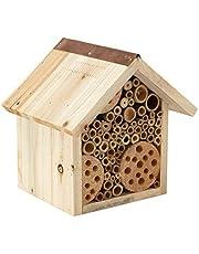 Ape Proof Suits, casetta per api e Insetti, Naturale, 21 x 15 x 14 cm (Altezza x Larghezza x profondità)