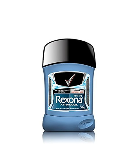 Rexona Men Motion Sense Xtra Cool Deodorant Stick 40ml / 1.35 Oz Travel Size (Pack of 6)
