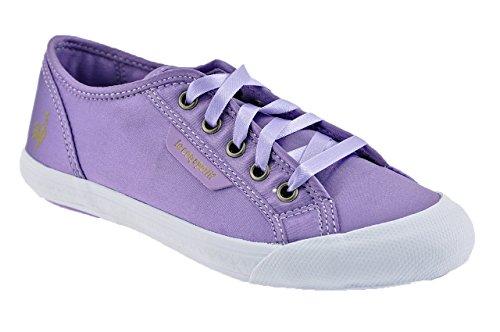 Le Coq Sportif - Zapatillas para niña Mauve