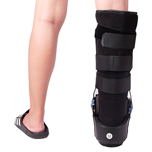 Pneumatic ROM Walker Fracture Walker Boot Medical Walking Boots Achilles Tendon Surgery Acute Ankle Injuries Sprains Inflatable Supports (Small) by Orthokong (Image #2)