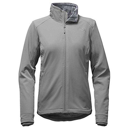 (The North Face Women's Lisie Water-Repellent Fleece (Grey, Medium))