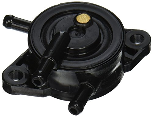Stens 520-590 Fuel Pump Replaces Kohler 24 393 16-S Briggs & Stratton 808656 Kawasaki 49040-7001 John Deere LG808656 Briggs & Stratton 491922 John Deere M145667 (Power Kawasaki Equipment)