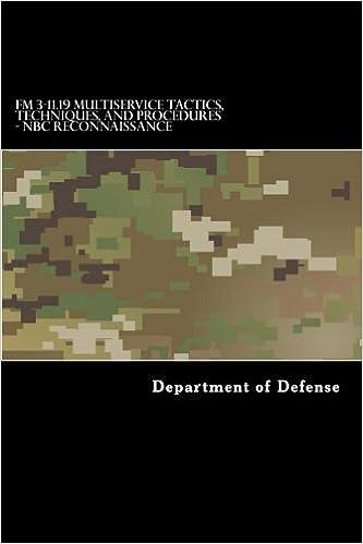 FM 3-11 19 Multiservice Tactics, Techniques, and Procedures