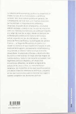 El poder de los empresarios: Política y economía en la España ...