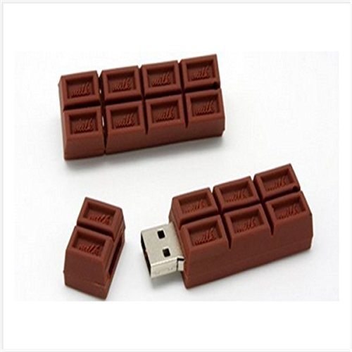 4G Chocolate U Disk by NS (Image #1)