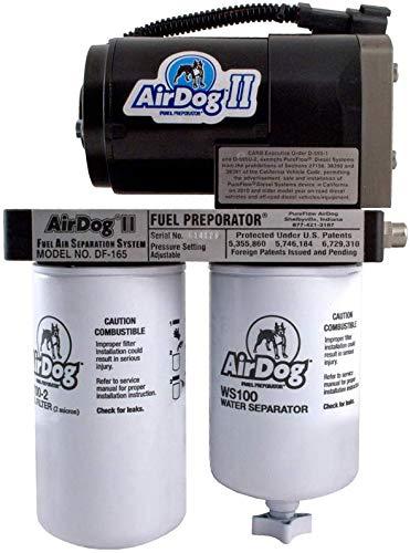 Airdog A6SPBC259 Fuel Lift Pumps(Ii-4G,Df-100-4G 2001-2010 Chevy Duramax) (Diesel Lift Pump Duramax)