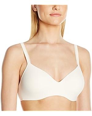 Hanes Women's Ultimate T-Shirt Soft Foam Wirefree!