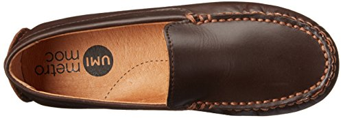 Pictures of umi Saul Moccasin Slip-On Loafer (Little Dark Brown 2