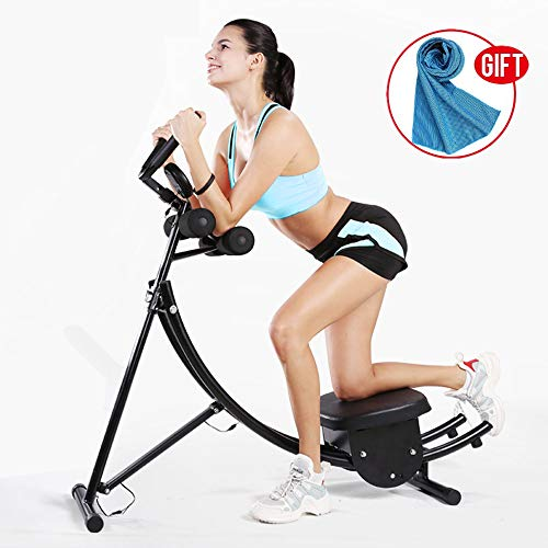 FreeTrade Abdominal Coaster Crunch,Exercise Machine,Muscle for sale  Delivered anywhere in USA