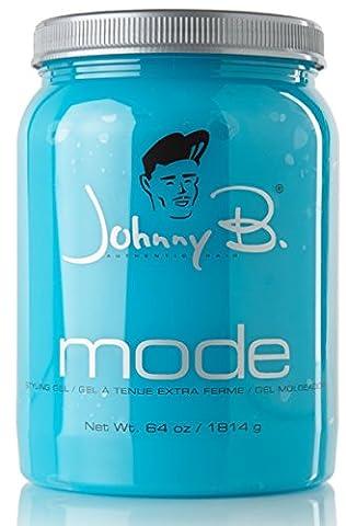 Johnny B- Mode Styling Gel - 64oz - B&h Cart