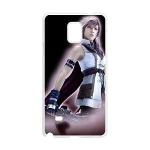 samsung_galaxy_note4 phone case White Dissidia 012 final fantasy UUH7328997