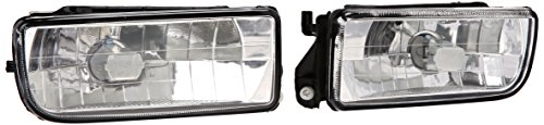 Spec-D Tuning LF-E3692-GD Bmw 3-Series 318 325 Clear Driving Fog Lights Bumper Lamps M3