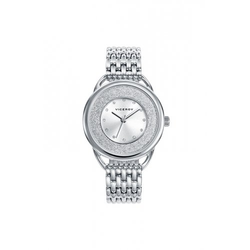 Woman Watch Viceroy 471072-10 Steel Grey