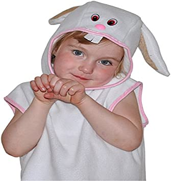 Cheadle Royal CRI5710 - Disfraz de conejo para niña (3 años ...