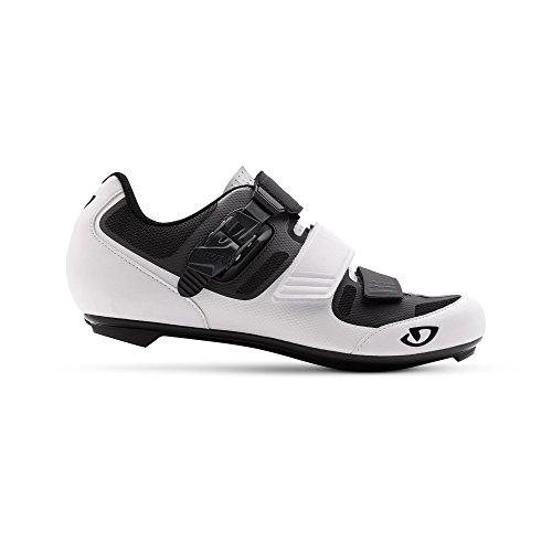 Giro Mens Apeckx Ll Scarpe Da Ciclismo Bianco / Nero