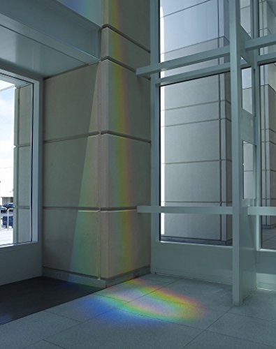 Vintography 12 x 18 Photo Sculpture Solar Spectrum at The Sam Gibbons U.S. Courthouse, Tampa, Florida a3079 by Vintography