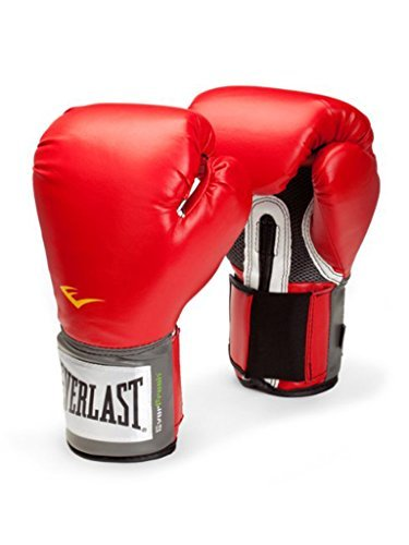 12 Ounce Boxing Gloves - Everlast Pro Style Boxing Gloves