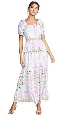LOVESHACKFANCY Women's Kennedy Dress