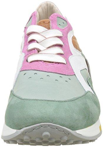 0101 Mujer Para rosa salvia rosmarino Mjus bianco canguro Multicolor 794111 0001 cen Zapatillas 0001 CFxx1q5B