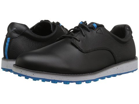 (キャラウェイ)Callaway メンズゴルフシューズ靴 Swami [並行輸入品] B07F2T9413 27.5 cm D - M ブラック/グレー
