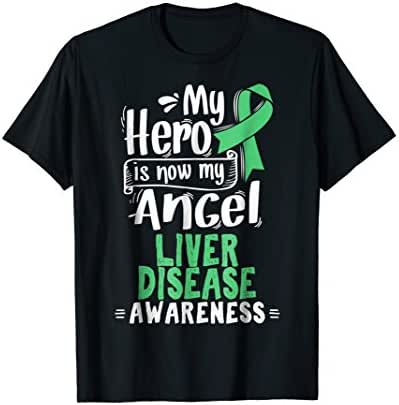 Liver Disease Gift - Cirrhosis Awareness T Shirt