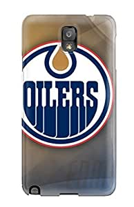 For Case Samsung Galaxy S3 I9300 Cover Fashion Design Edmonton Oilers (3) Case-ifpkDmR3385FqqMF