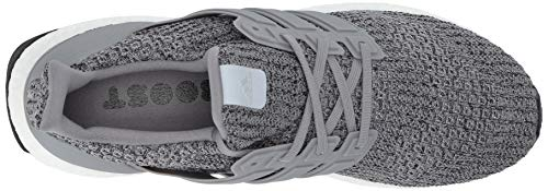 adidas Men's Ultraboost, Grey/Black, 4 M US by adidas (Image #8)
