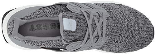 adidas Men's Ultraboost, Grey/Black, 4.5 M US by adidas (Image #8)