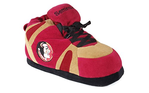 Men's State Happy College Feet Womens Officially Slippers Florida NCAA Sneaker Seminoles Licensed 55qSxvwr7