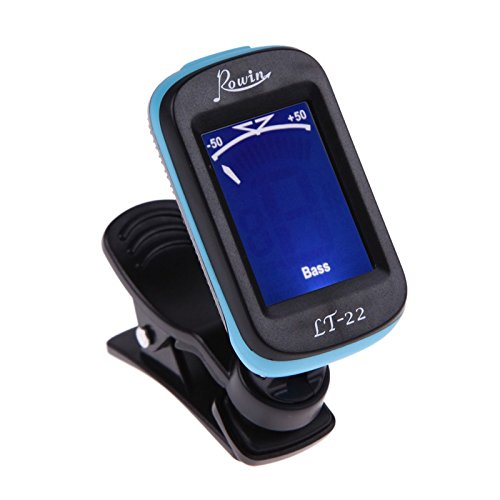 Price comparison product image Musical Instruments Guitar Accessories Parts Clip Digital Tuner Accesorios Guitarra -Blue Screen LLC