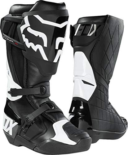 Fox Racing Men Adults Comp R Boots, Black, 10