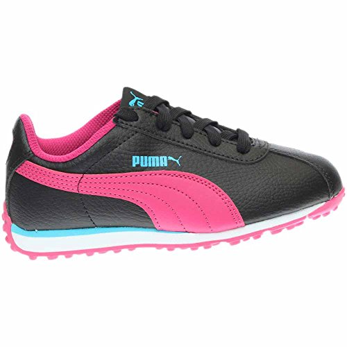 ae0ec77551d2 Puma - Girl s Turin Sneakers (Little Kid Big Kid) - Black Fuchsia - Buy  Online in Oman.