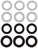 Erie Tools Veloci Replacement Seal Packing Kit 160 for General Pump 15 mm