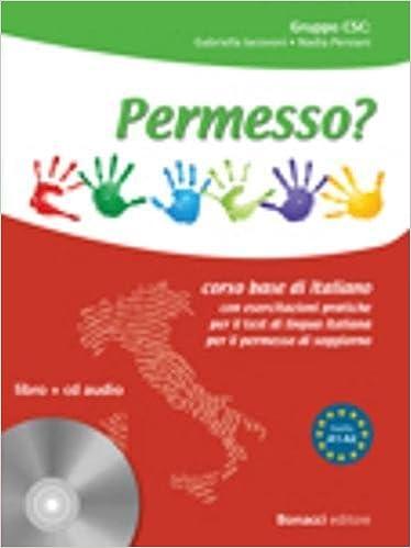 Amazon.it: Permesso? Corso base di italiano. Con esercitazioni ...