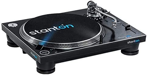 Stanton ST.150 MKII Professional Direct Drive DJ Turntable